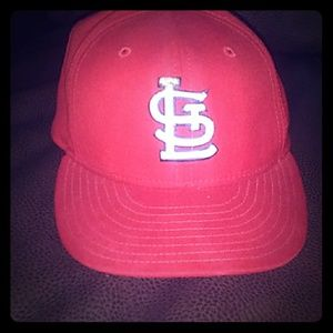 St Louis Cardinals new era fitted hat 7 1/8